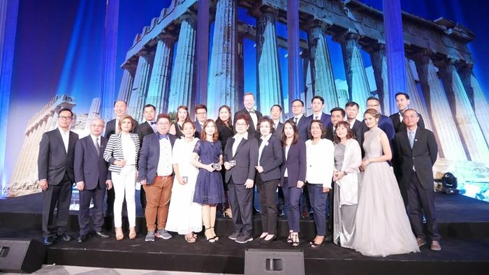 AIG บินลัดฟ้าสู่ประเทศกรีซ ร่วมงาน AIG APAC Insurance Conference พร้อมฉลองผลงานยอดเยี่ยมตามเป้าหมาย