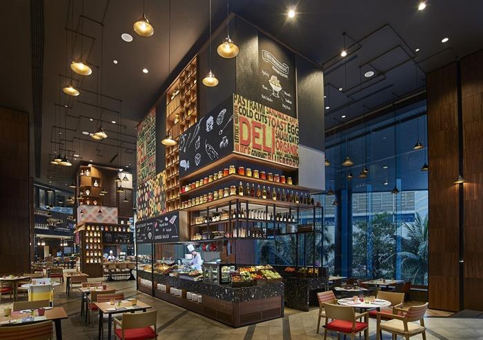Amari Watergate Bangkok - Amaya Food Gallery Overview