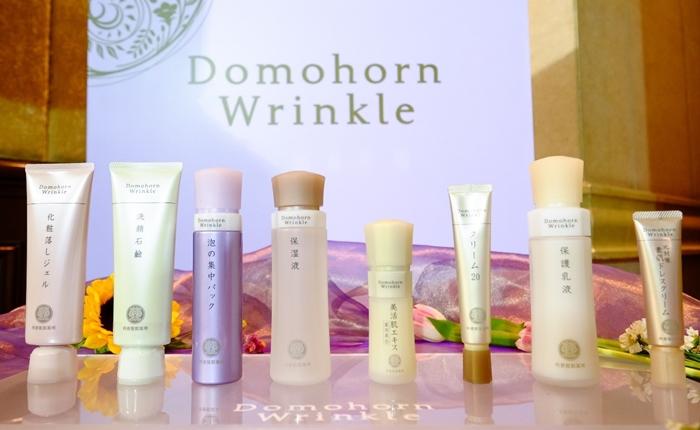 "Domohorn Wrinkle ผลิตภัณฑ์บำรุงผิวจากญี่ปุ่น เดินทางสู่ไทย ชูกลยุทธ์การขายแบบ ""Direct Tele Marketing"""