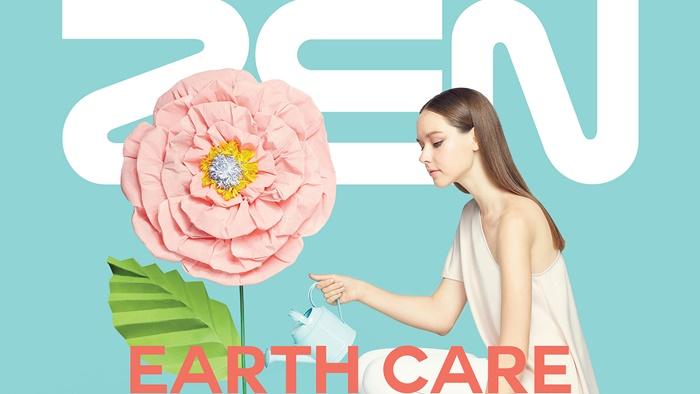 ช้อปลดโลกร้อน รักษ์โลกอย่างยั่งยืน ผ่านแคมเปญ ZEN Earth Care Society 2018