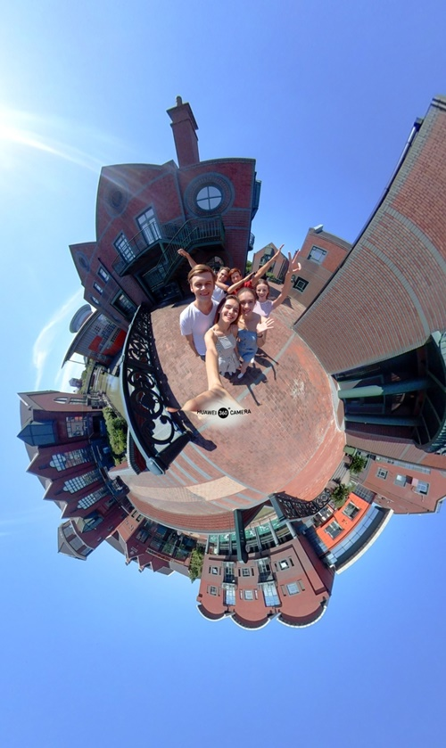 HUAWEI EnVizion 360 VR Camera (2)