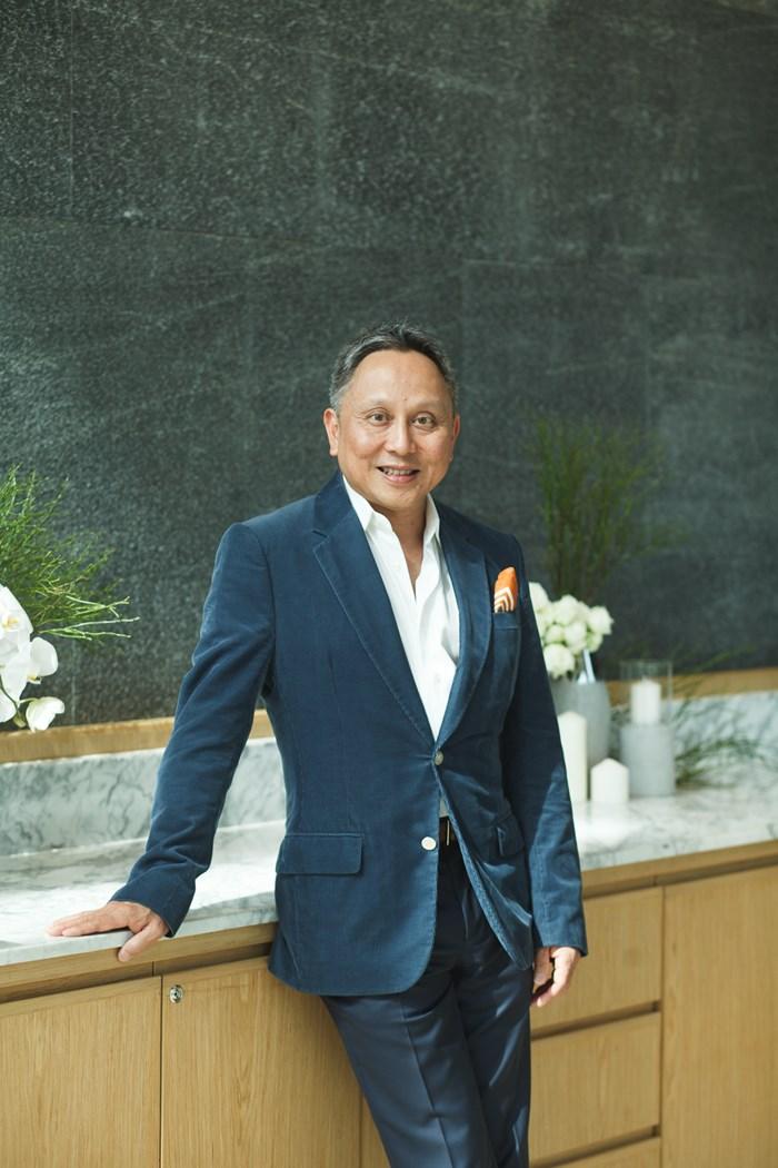 Khun Charn Srivikorn Chairman of Gaysorn Property