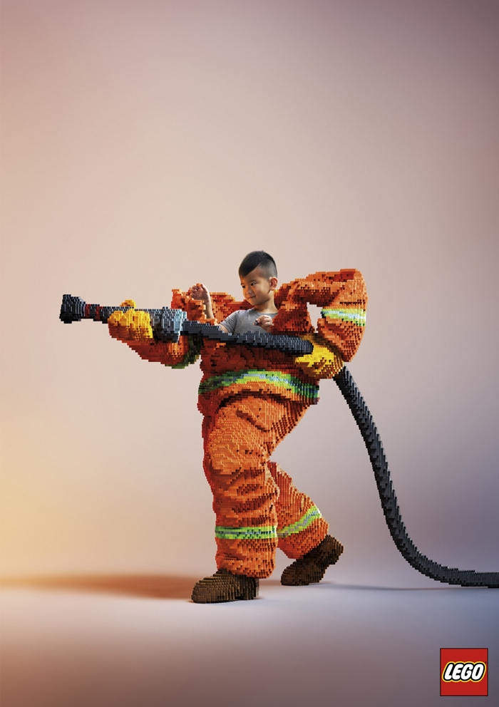 LEGO - Firefighter