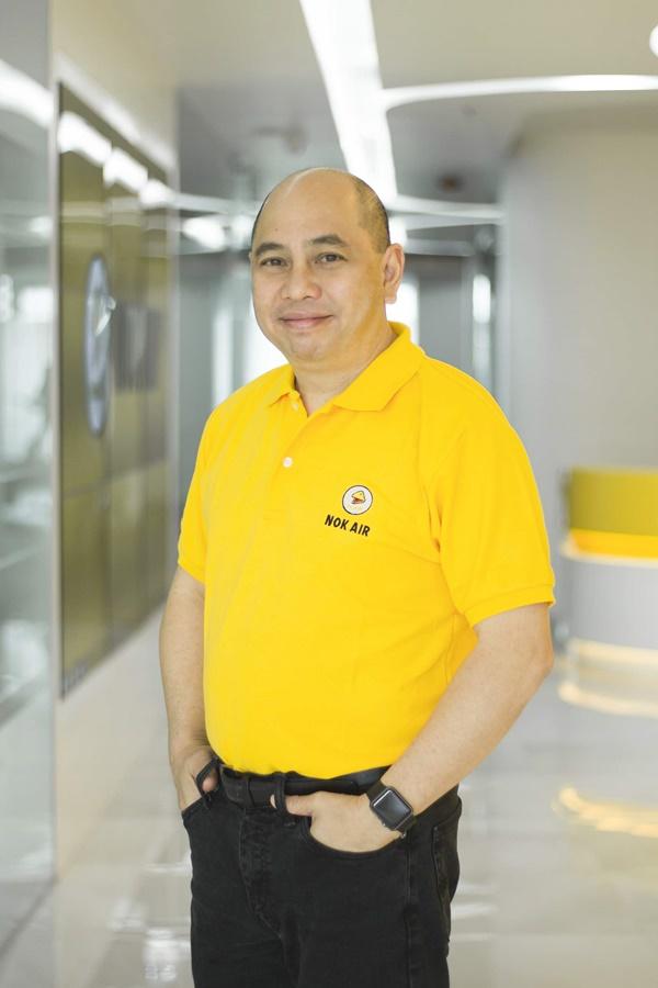 Nok Air-CEO