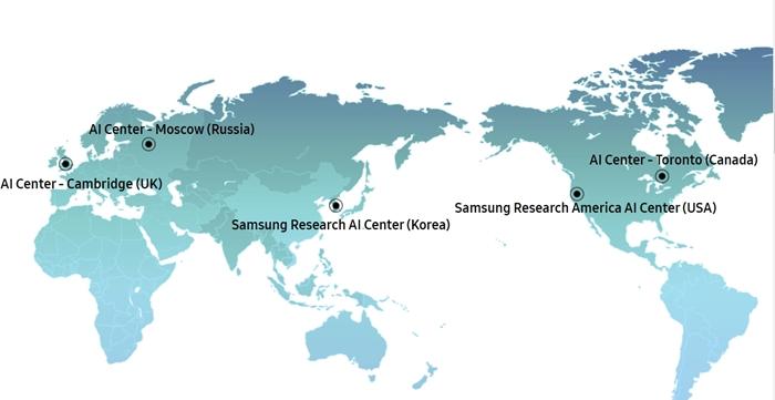 """AI จะครองโลก! """"ซัมซุง"""" เปิดศูนย์ปัญญาประดิษฐ์ 5 แห่งทั่วโลก เรียนรู้พฤติกรรมมนุษย์"""