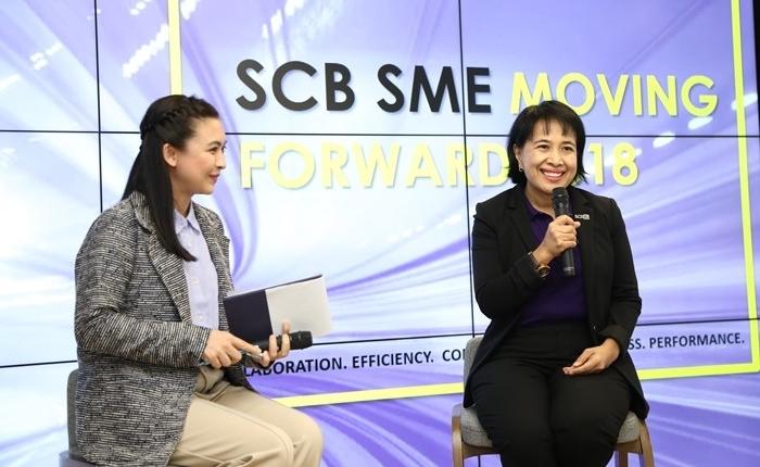 SCB กางแผนครึ่งปีหลัง ชวน SME 'กลับหัวตีลังกา' Transform สู่ธุรกิจ 4.0
