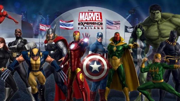 ครั้งแรกในอาเซียน เปิดตัว 'The Marvel Experience Thailand' ศูนย์บัญชาการมาร์เวลฮีโร่ 'ดิจิทัล ไฮเปอร์ เรียลลิตี้'