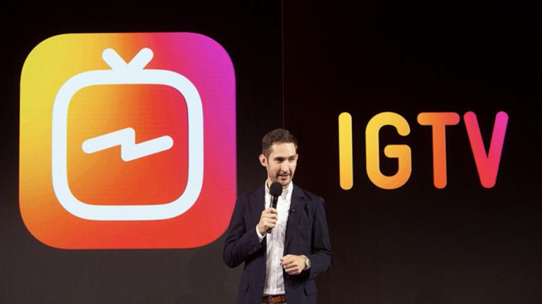 IGTV มา แล้วนักการตลาดจะใช้อย่างไรให้เกิดประโยชน์ดี
