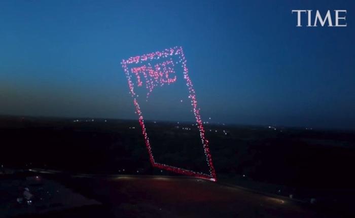 The Drone Age ครั้งแรก TIME ใช้โดรนประดิษฐ์ หน้าปก สะท้อนยุคสมัยแห่งเทคโนโลยีสร้างสรรค์วัฒนธรรม