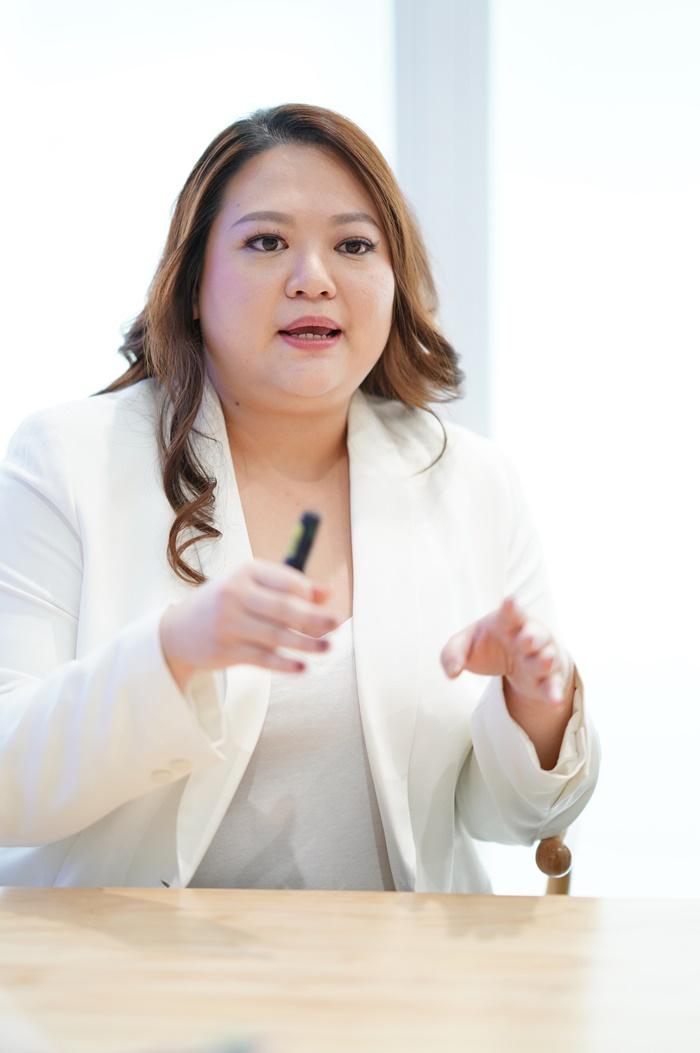 คุณพัลภา มาโนช หัวหน้าธุรกิจ LINE TV LINE ประเทศไทย (1)