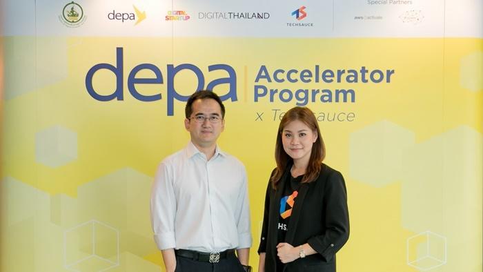 """โอกาสทอง Startup """"depa Accelerator Program x Techsauce"""" เฟ้นหัวกะทิ เติมความรู้จากเมนเทอร์ระดับโลก"""