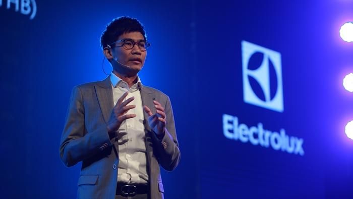 นายรัชตะ สุทธาพัฒน์ธานนท์ ผู้จัดการทั่วไป บริษัท อีเลคโทรลักซ์ ประเทศไทย จำกัด