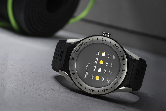 1.TAG HEUER รุ่น CONNECTED MODULAR 41