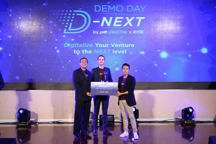 ทีม UpUp App สตาร์ทอัพ HR Tech จากประเทศเวียดนาม ได้รับรางวัล Fan Favorite Award