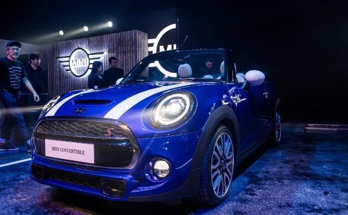 MINI ประเทศไทย จัดงานเปิดตัวรถยนต์ The New MINI Hatch ภายใต้บรรยากาศ Explore More Corners มุมเก่า มองใหม่ มันส์กว่า!