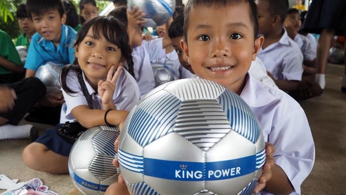"""คิง เพาเวอร์ สานต่อกิจการเพื่อสังคมอย่างต่อเนื่อง """"เชื่อพลังคนไทย สร้างสังคมน่าอยู่"""""""