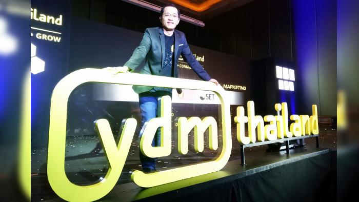 โตในไทยไม่พอ 'YDM Thailand' เตรียมจัดทัพบุกตลาดดิจิทัลอาเซียน