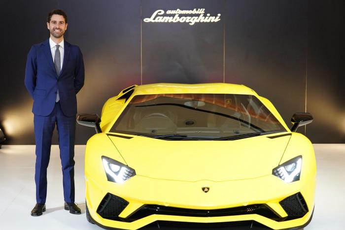 Matteo Ortenzi - Chief Executive Officer, APAC - Automobilli Lamborghini S.p.A.
