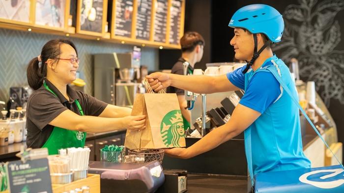 "Starbucks ดึง Alibaba Group เปิดบริการใหม่ ""Starbucks Delivery Kitchen"" พลิกโฉมธุรกิจวงการกาแฟในประเทศจีน"