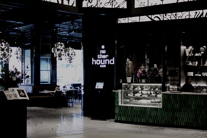another hound cafe
