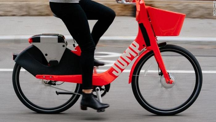 Uber's e-bikes โตต่อเนื่อง สวนกระแสธุรกิจ Bike Sharing ในไทย ที่ดูเหมือนจะไปไม่รอด