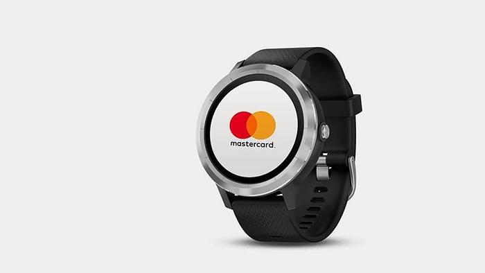 Garmin Pay Mastercard - Garmin 1