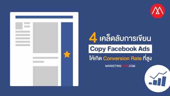 copy writing facebook