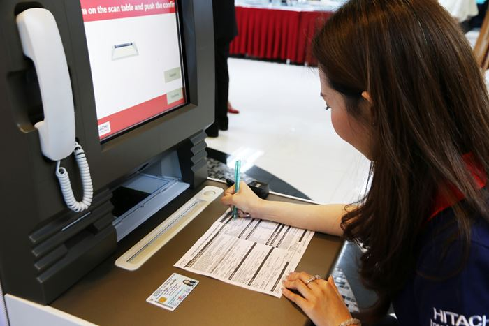 Thailand Post Banking Agent-eKYC