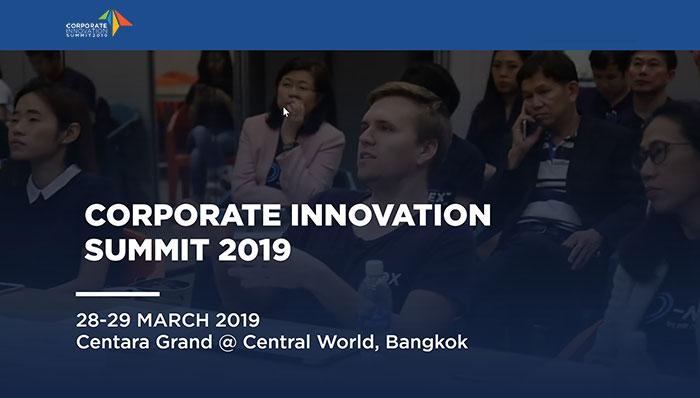 RISE corporate innovation summit 2019
