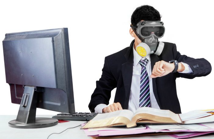 Air Quality in the Workplace