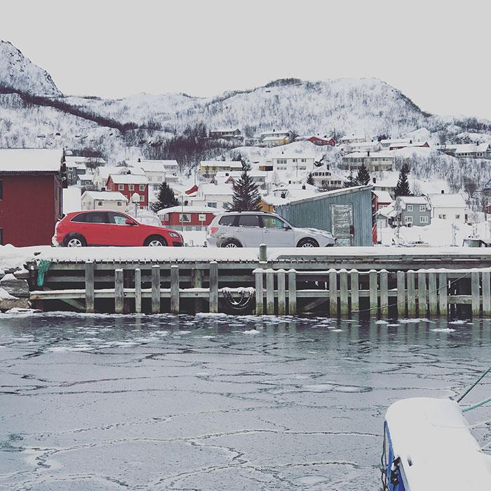 Norwegian Seafood Council - Salmon Farm