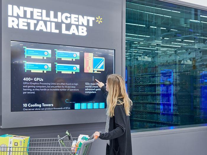 Walmart Intelligence Retail Lab