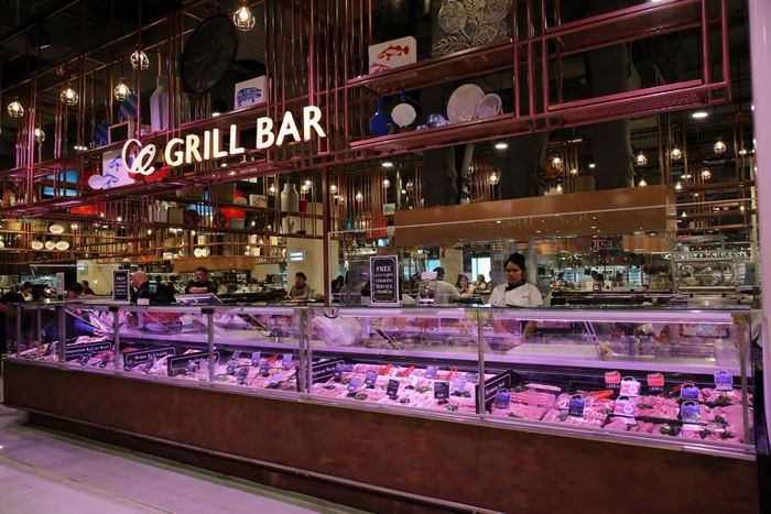 Central Food Hall Grill Bar