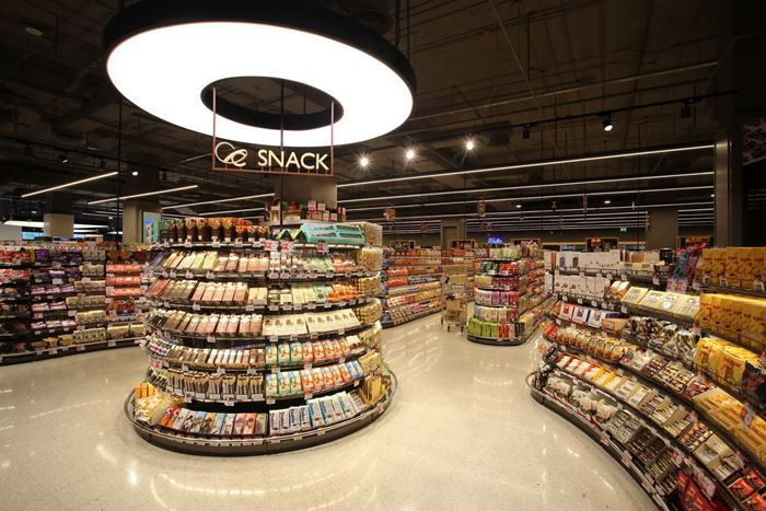 Central Food Hall Snack Zone