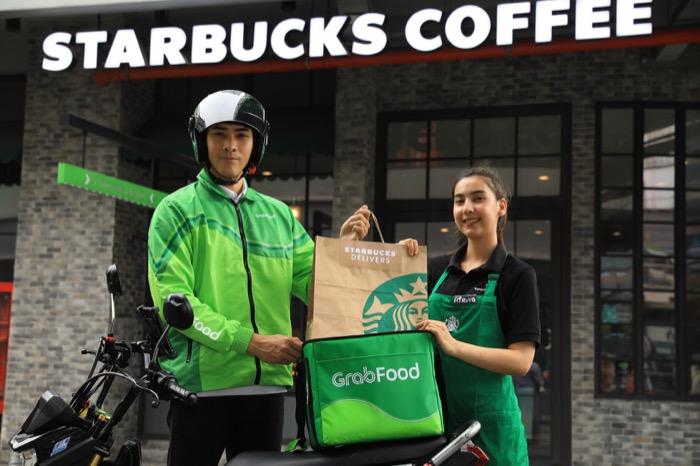 Starbucks-Grab