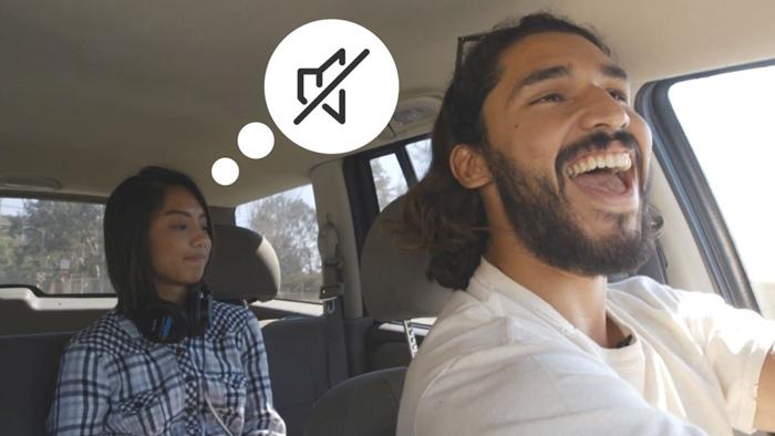 Uber-Quiet Driver