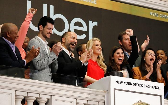 uber trading