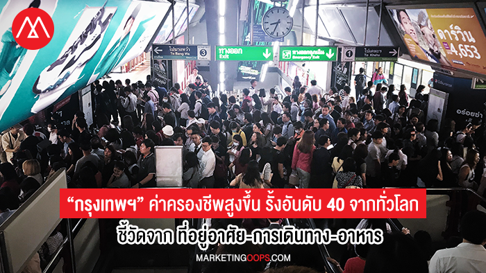 Bangkok Cost of Living 2019