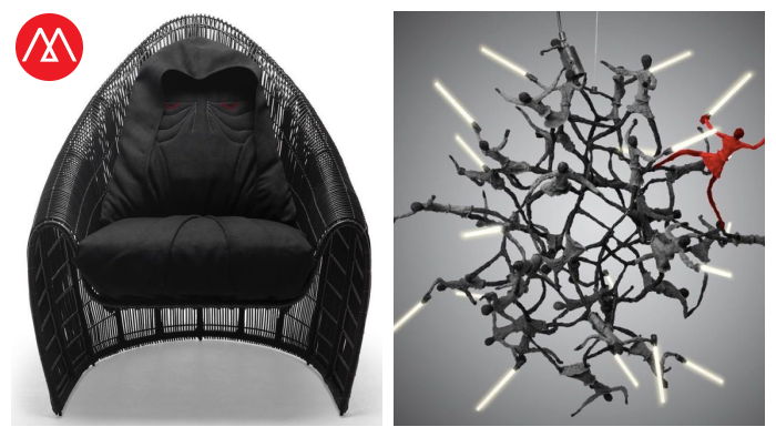 Star Wars furniture collection