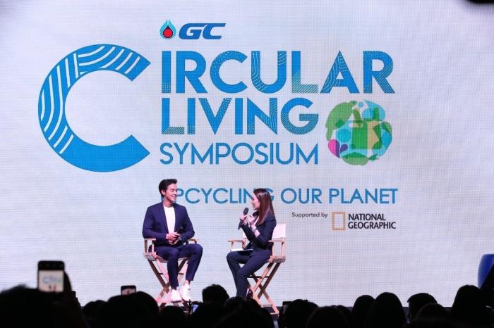 งาน Circular Living Symposium 2019