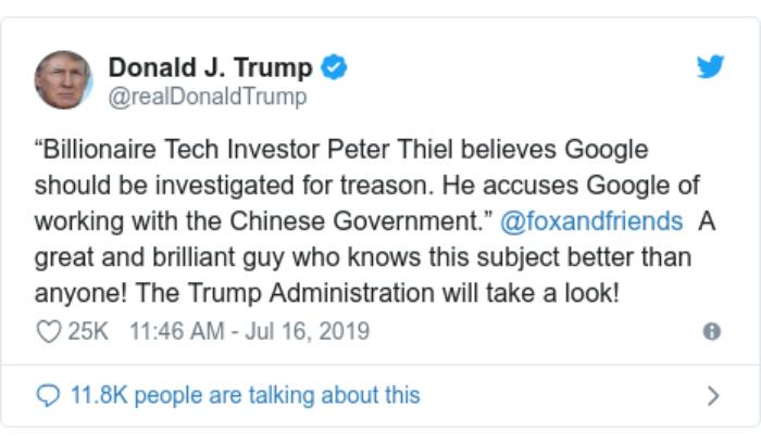 Trump Twit