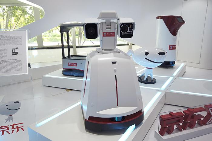 JD Warehouse robot