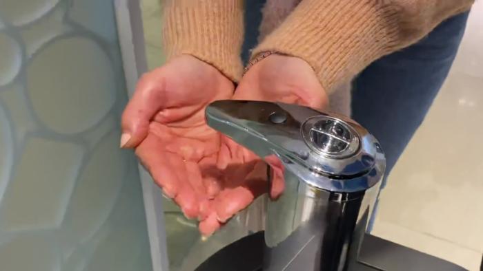 Gel Hand Wash