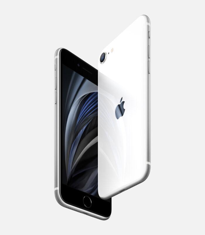 Apple-iphone-se-white
