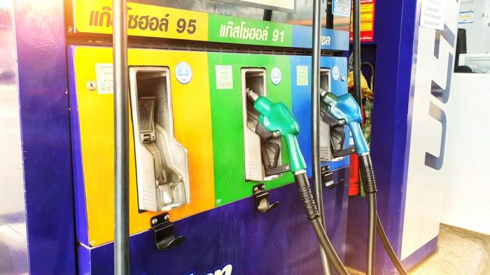 PTT oil station