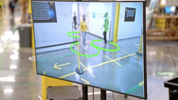 Amazon AI Warehouse 2