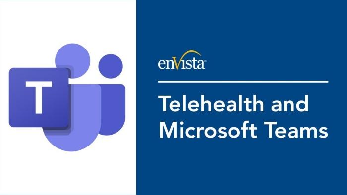 Microsoft Team Telehealth