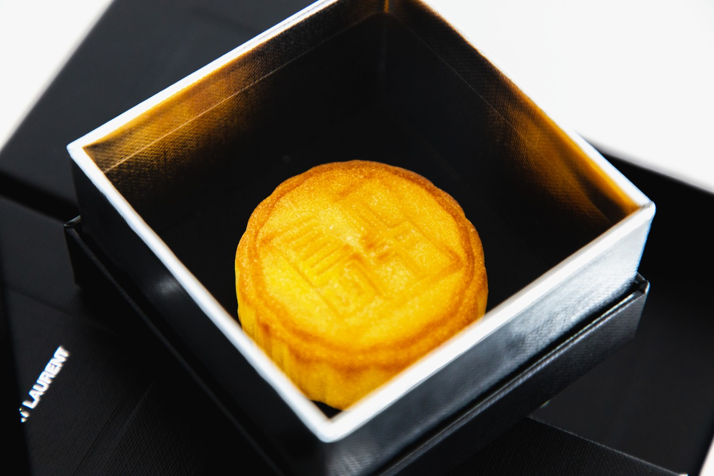 Mooncakes by Saint Laurent