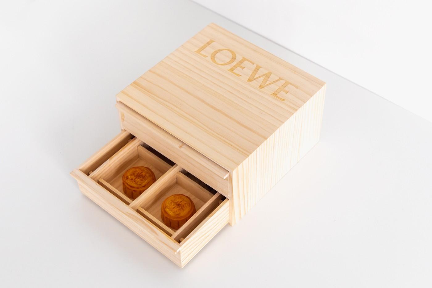 Mooncakes by Loewe