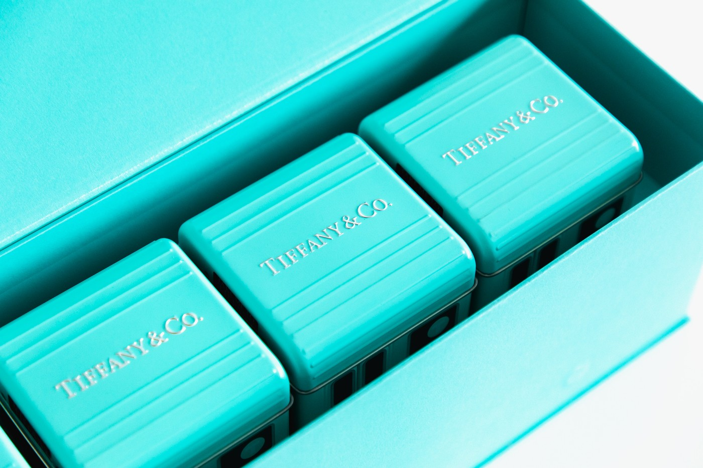 Mooncakes by Tiffany & Co.